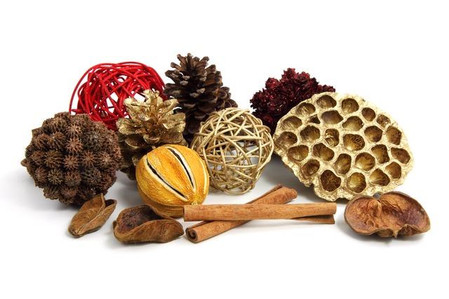 Kalėdiniai aromatai